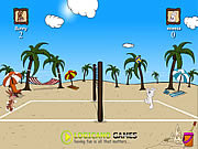 BeachVolleyball Game