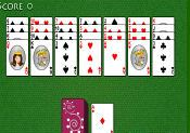 Golf Solitaire Game